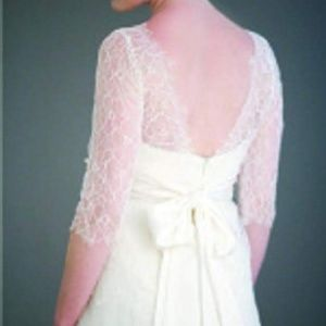 Jenny Yoo Wedding Dress and Topper - NEW with tags